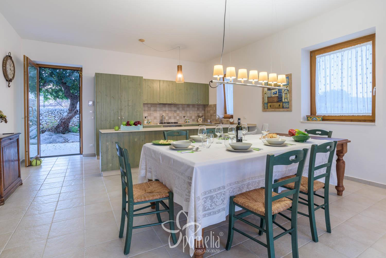 Lumia - Luxusvilla mit Pool in Donnalucata auf Sizilien